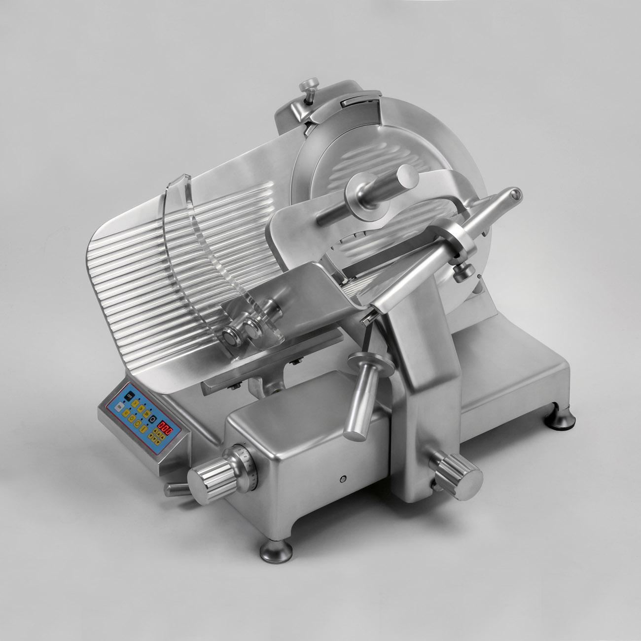 Affettatrice a Gravità 350 semiautomatica professionale