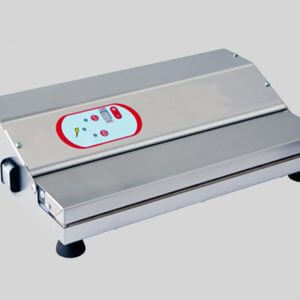 Vacuum packaging machine with external suction 380 / 450mm