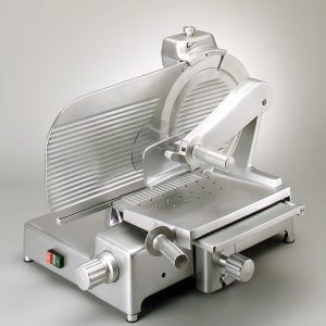 Vertical Slicer VM 350 Cold Cuts Plate CE