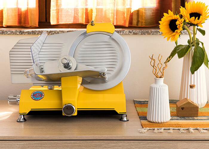 Mistro Srl - Domestic Slicers